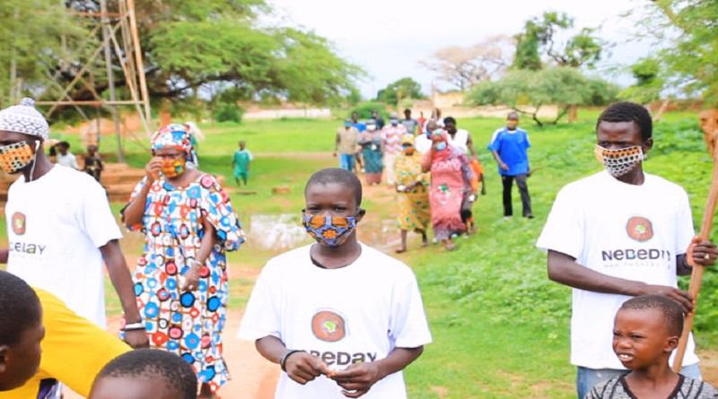 Reboisement a Thiafoura Et Sorokhassap : L'Association Nebeday S'engage Auprès Des Populations Pour La Nature…