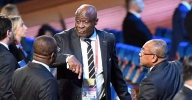 FIFA: Constant Omari, ex-patron du foot en RDC, suspendu 1 an
