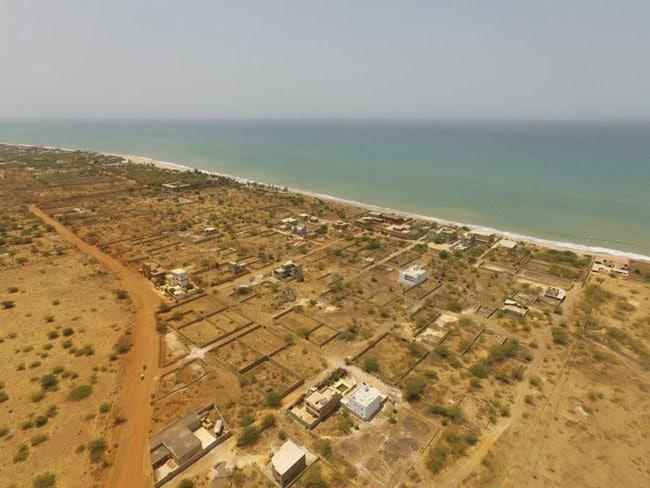 Port de Ndayane début des travaux prévu avant la fin de l'année.