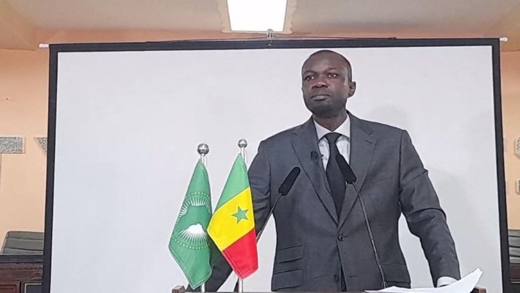 Ousmane SONKO : « Il Est Temps Que La France Nous Lâche »