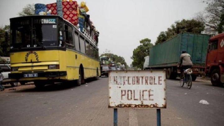la frontière Guinée-Sénégal rouverte