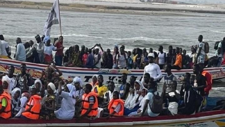 Gamou de Médina Baye : l'arrivée des pèlerins des îles du Saloum, un moment fort à Kaolack