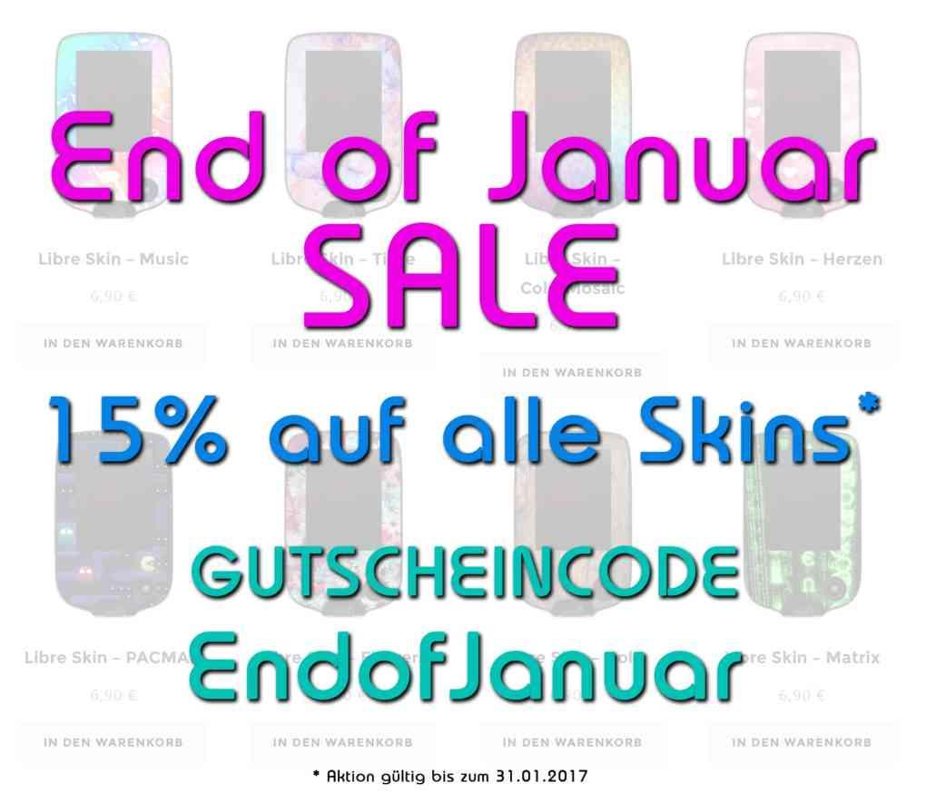 End of Januar Sale