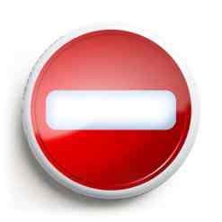 Freestyle Libre Sticker - STOP I