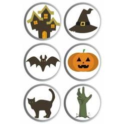 FreeStyle Libre 3 Sticker Halloween