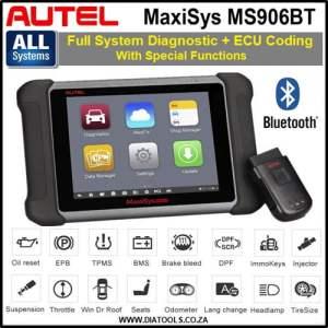 Autel Maxisys MS906BT Diatools 1A