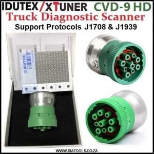 IDUTEX CVD9 HD Diatools 1E1