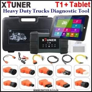 XTUNER T1 + Tablet Diatools 1F
