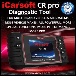 iCarsoft CR PRO Diatools 1A