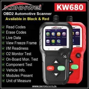 KONNWEI KW680 Diatools 1AB