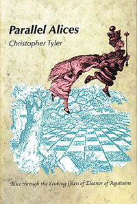 Parallel Alices by Christopher Tyler, book cover