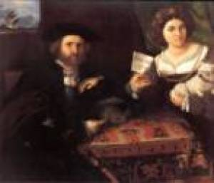Rosetta Stoned?: Hockney, Falco and the sources of 'opticality' in Lorenzo Lotto's 'Husband and Wife' image