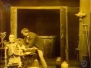 Edison Studios Frankenstein Still. Image
