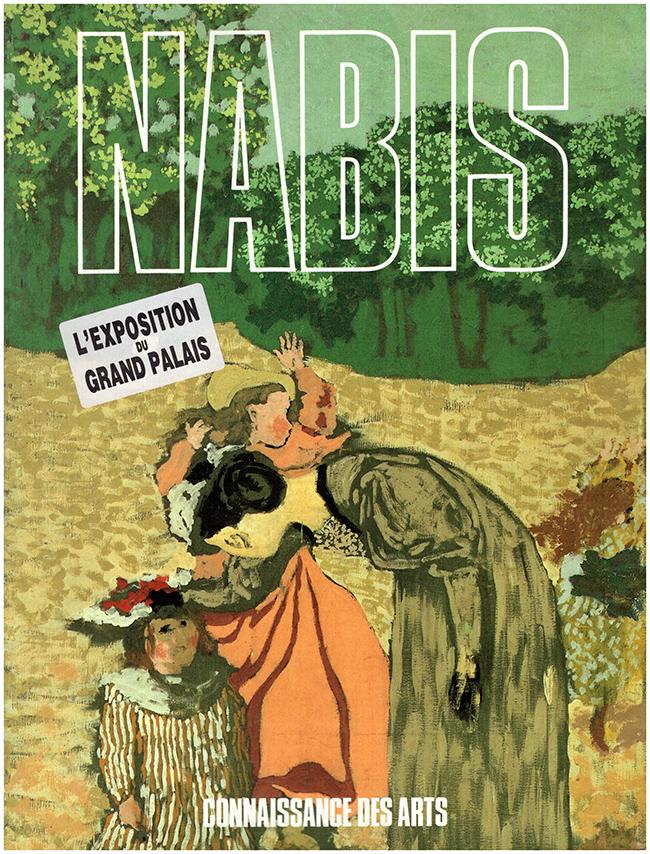 Nabis (Connaissance des Arts), book cover