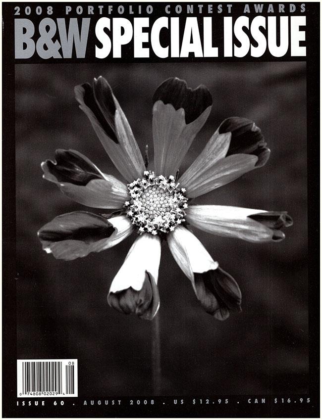 B&W: Special Issue, 2008 Portfolio Contest Awards, Issue 60, August 2008
