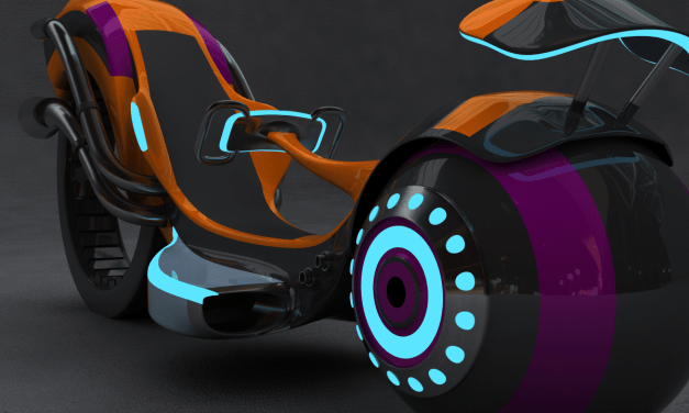 New 3D vehicle[WIP]