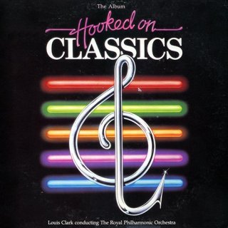 The Royal Philharmonic Orchestra - Hooked On Classics (1981) LP