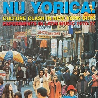 VA – Nu Yorica! Culture Clash In New York City: Experiments In Latin Music 1970-77 [2CD] (1996)