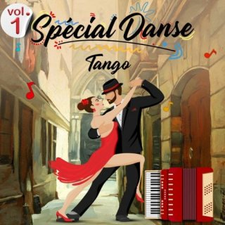 VA : Spécial Danse – Tango (Volume 1)  – 2020 –