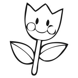 Resultado de imagen para flores dibujos