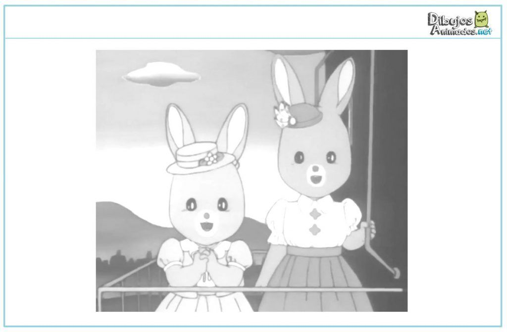 colorear-aldea-del-arce-hermanas-conejo-patty-y-anne