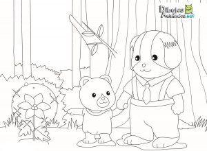colorear-perrosylvanian-families