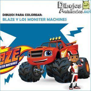 dibujos-para-colorear-blaze-y-los-monster-machines