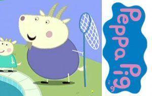 senor-goat-peppa-pig