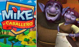 Personajes Mike Sr Trolls