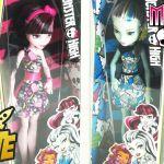 Muñecas Monster High   Abrimos dos y sorteamos!