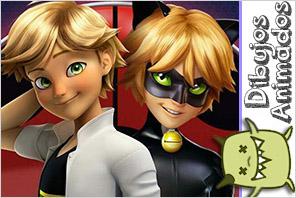 Personajes ladybug ADrien