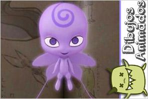 Personajes ladybug  Nooroo