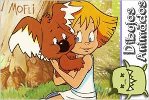personajes dibujos animados  mofly