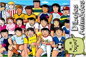 personajes dibujos animados olivery y beniji campeones