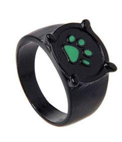 anillo cat noir