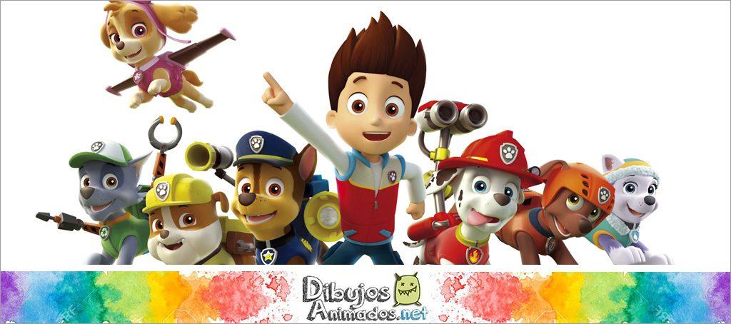 personajes patrulla canina