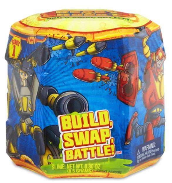 juguete con slime robot