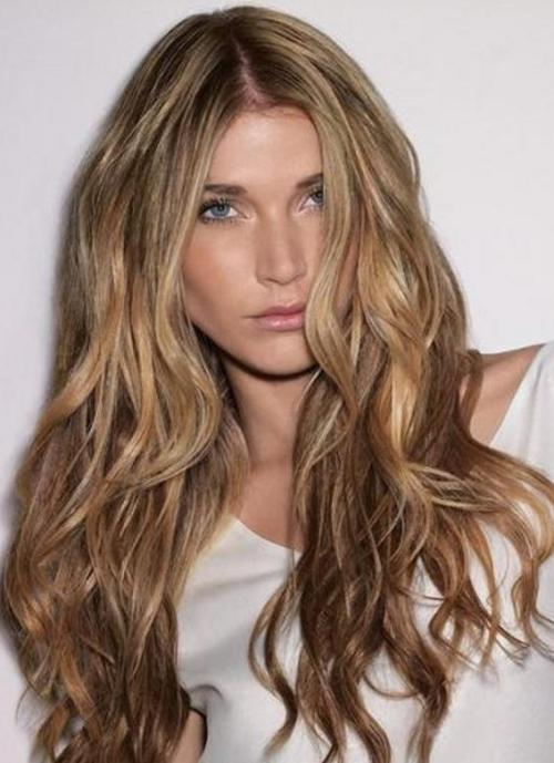 How to get blonde highlights in dark brown hair at home at home highlights for brown hair hairs pmusecretfo Image collections