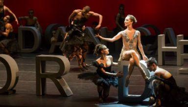 Ana botafogo é uma das maiores bailarinas brasileiras - Foto: João Caldas/ Divulgação sesc
