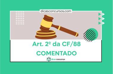 Art. 2 da CF/88 [COMENTADO]