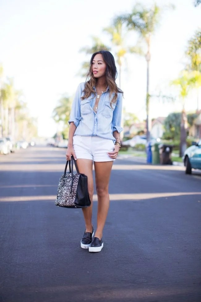 61f453a95 Looks total jeans: como fazer combinações interessantes | Galeria da ...