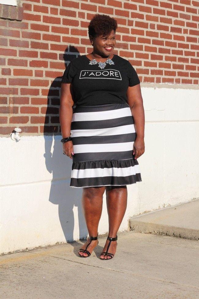 Foto: Reprodução / Grown and curvy woman