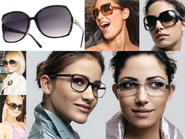 rosto redondo oculos Para cada formato de rosto, um tipo de óculos