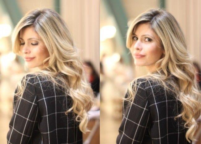 cabelo de diva carol tognon Cabelo de diva: como fazer o penteado que vai te deixar sexy e sofisticada