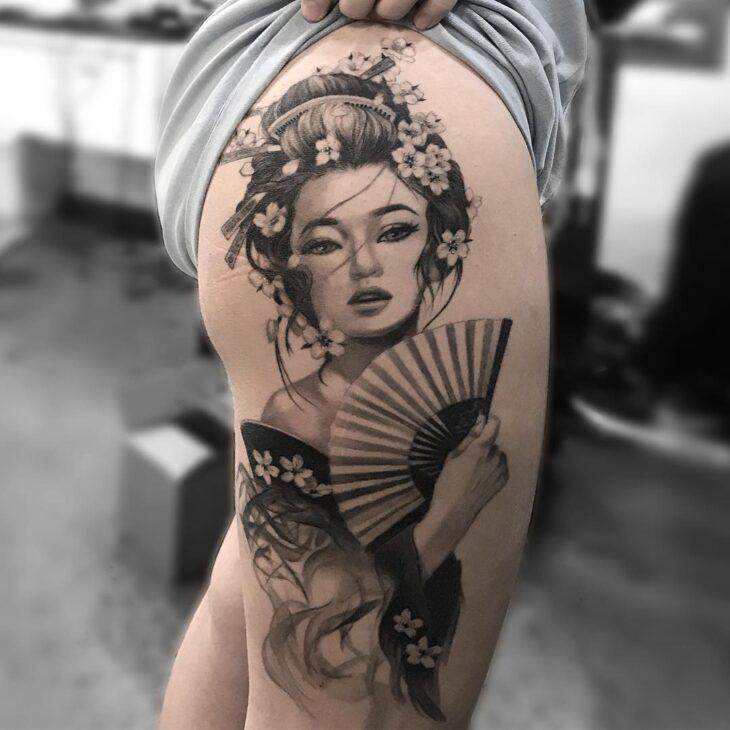 Fotos de tatuagem Feminina 2022