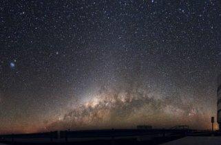 Quais são as nuvens de Magalhães?