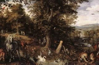 Fatos sobre o jardim do Éden