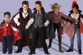 A história dos trajes de Halloween