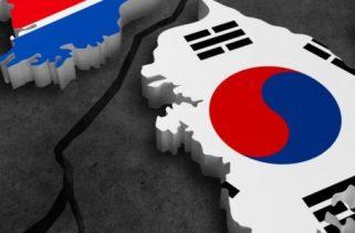 Por que a Coreia é dividida no norte e no sul?