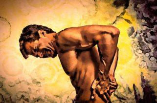 Quais são as causas comuns de dor nas costas em homens?